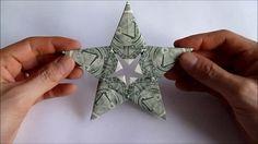 5 Bills Modular Origami Star