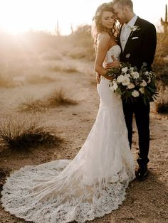 Cheap Lace Wedding Dresses, Long Gown For Wedding, Ivory Lace Wedding Dress, Two Piece Wedding Dress, Wedding Dress Chiffon, Sweetheart Wedding Dress, Lace Mermaid Wedding Dress, Backless Wedding, Wedding Dress Sleeves