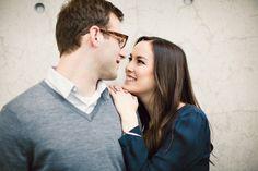 Cleveland engagement photo