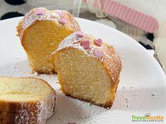 Ciambella morbida yogurt e miele / Soft yogurt & honey cake  #ricette #food #recipes