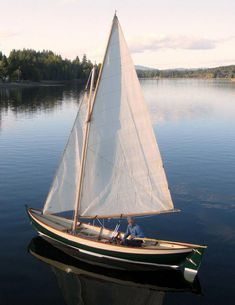 Instant Access to 518 Different Plans - From Small Wooden Boat Plans To Large Sailboat Plans - Free Boat Plans Wooden Boat Building, Wooden Boat Plans, Boat Building Plans, Make A Boat, Build Your Own Boat, Sailing Dinghy, Sailing Ships, Sailing Boat, Shallow Water Boats