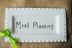 On Fire Fitness Healthy Living : Meal Planning Made Easy