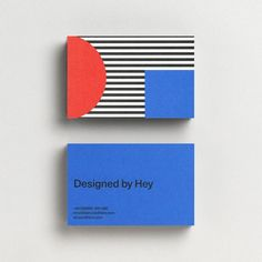 Business Card template designed by Hey Studio for Strut and Fibre's Ambassador Collection. Graphic Design Print, Graphic Design Typography, Graphic Design Inspiration, Logo Design, Corporate Design, Digital Printing Services, Name Card Design, Bussiness Card, Graph Design