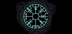 As mentioned above, though the origins and first use of Vegvísir remain to be seen, many people believe the Vikings used this symbol for navigational purposes. The Vikings carried the symbol of Vegvísir during their voyages. The nail they put in the middle of Vegvísir would show them the directions to navigate the seas. Or the Vikings would draw Vegvísir symbol on the ships so that it would help their ships to go in the right directions. Viking Raven, Viking Ship, Viking Symbols, Ancient Symbols, Runes Meaning, Protection Symbols, Thunder And Lightning, Norse Vikings, Celtic Art