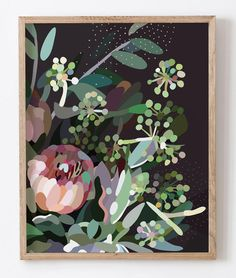 Pablo Picasso Paintings And Releasing Your Inner Picasso – Buy Abstract Art Right Art And Illustration, Illustrations, Art Floral, Fleur Design, Australian Native Flowers, Picasso Paintings, Art Paintings, Art Auction, Botanical Art