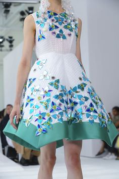 DelPozo Fashion Show Ready to Wear Collection Spring Summer 2017 in New York