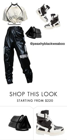 """""""  Hypebae: Dirt Fxcking Poor  """" by peaxhyblackweaboo ❤ liked on Polyvore featuring Proxy and Zana Bayne"""