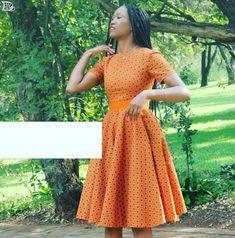 Shweshwe attires trendy styles for 2018