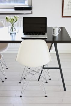 On sale! http://www.cadesign.ie/furniture/floor-samples/eames-dsr-chair/