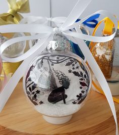 Christmas Fairy, Christmas Baubles, Christmas Home, Christmas Ideas, Christmas Crafts, Christmas Decorations, Xmas, Fairy Silhouette, Lavinia Stamps
