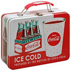 Tin Box Coca-Cola