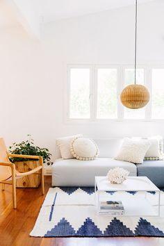 Weiß und Holz