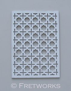 Moroccan Decorative Panel by FretworksDesigns on Etsy, $20.00  I wonder if I could find something like this locally to turn into a bed head???