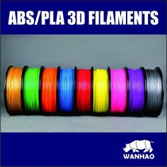 Printer Filaments for Metal Frame Printers PLA/ABS for FDM printer After payment, please leave a message, what color , size and material do you want. For example: red ABS blue PLA Color: colors): natural,. 3d Printer Filament, Printers, Abs, Messages, Natural, Metal, Colors, Frame, Blue