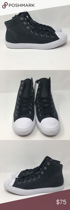 ef261609c69 Converse Jack Purcell JP Jack Mid 157707C Jack Purcell Mid Style  157707C  Mens size 10