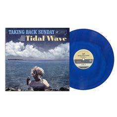 Lazy Labrador Records - Taking Back Sunday · Tidal Wave · Vinyl LP · Blue Swirl, $44.99 (http://lazylabradorrecords.com/taking-back-sunday-tidal-wave-vinyl-lp-blue-swirl/)