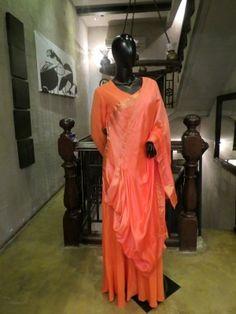 Banarasi Silk Drape Tunic is now available to be ordered at http://www.ekru.in/product/banarasi-silk-drape-tunic-8