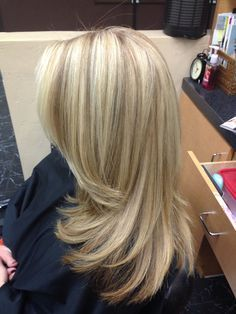 ash blonde highlights and lowlights - Google Search