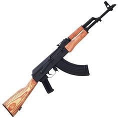 Century Arms GP Semi Auto Rifle Barrel 30 Rounds Synthetic Grip Wood Stock and Forend Natural 300 Win Mag, Ak 47, Steyr, Revolver, Tractor Pictures, Semi Automatic Rifle, Threaded Barrel, Lever Action Rifles, Black Background Images
