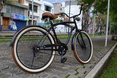 Bici Retro, S10 Truck, Lowrider Bike, Cruiser Bicycle, Cycle Chic, Fat Bike, Vintage Bicycles, Cool Bikes, Beach Cruisers