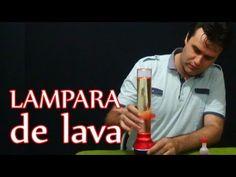 Como hacer una lámpara de lava (bueno, casi)