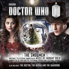 Murray - Doctor Who:Snowmen/The Doctor Widow & The Wardrobe