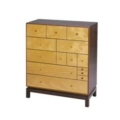 COMODA I - Chest of Drawers Dimensions: 940m x 800mm x 400mm Finishes: Pau Santo, Pau Rosa, or Pau Cetim