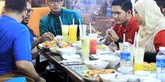 Berbuka Puasa Makanan Arab di PAPERO Shah Alam