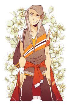 Haikyuu!! - Ryuunosuke Tanaka (elderberry)