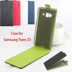 Mixed color High Quality Leather Case For Samsung Tizen Z3 Cover Case housing For Samsung Tizen Z 3 Phone Cover Cellphone cases Price: INR 466.557 | India