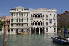 :Venezia Palazzo Giusti e Ca' d'Oro Palazzo, Venice Attractions, Venice Biennale, Grand Canal, Toscana, Watercolor Landscape, Restaurant Design, Installation Art, Workshop