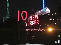 10 things you must do in New York City   Styling You