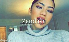 zendaya and makeup image Rapper Outfits, Zendaya Outfits, Zendaya Style, Zendaya Snapchat, Zendaya Makeup, Beauty Makeup, Hair Beauty, Zendaya Coleman, Hair Laid