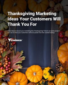 Thanksgiving Day officially starts the holiday season in the United States. Whether your business is in any way related to selling turkeys or not, you can earn a share of the marketing goodness out of. Start Up Business, Business Ideas, Business Marketing, Marketing Ideas, Business Magazine, Roasted Turkey, Project Yourself, Thanksgiving Recipes, Pumpkin