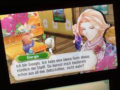 Story of Seasons, 3DS, Giorgio