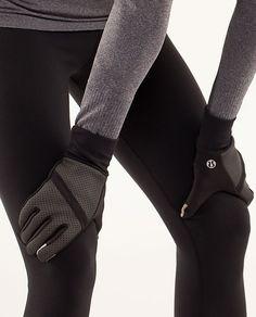 Reflective Brisk Run Gloves