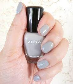 Zoya polish in Dove
