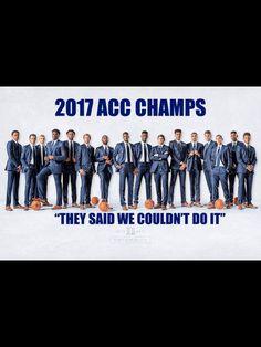 2016-17 ACC Tournament Champions