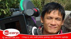Kỹ thuật quay phim điện ảnh với công nghệ cao chỉ có tại NDCORP