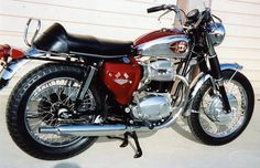 BSA-Lightning - the most affordable collectors bike going and one of the most fun.