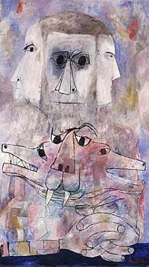 Ben Shahn - After Titian - 1959