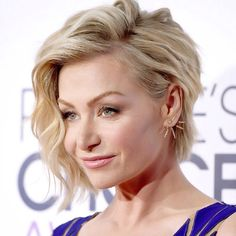#PortiadeRossi at #People'sChoiceAwards 2015 #Makeup by #HeatherCurrieBeauty