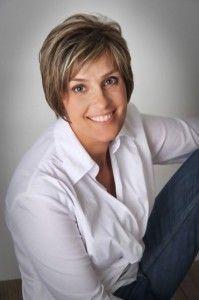 Author Jennifer Fromke, A Familiar Shore