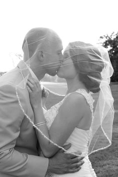 Beautiful picture during the 1st Look on Blue Heron Pines's Golf Course| South Jersey Wedding Venue| Black & White wedding photos|  CLEIGH PHOTOGRAPHY