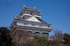 castle GIFU  岐阜城