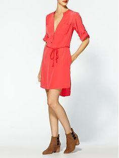 Zoa Wrap Dress | Piperlime