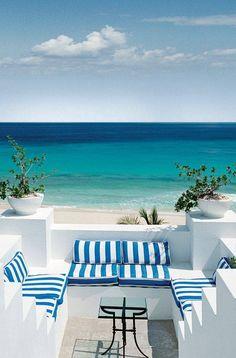 Bleu Egée - Grece  |  Luxury Beach Lifestyle