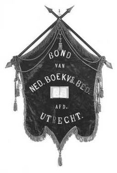 book banner? dutch.