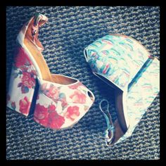 Florals and sailboats from JC ahhh so pretty