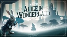 Burton Movies Alice In Wonderland Pic On Design You Trust